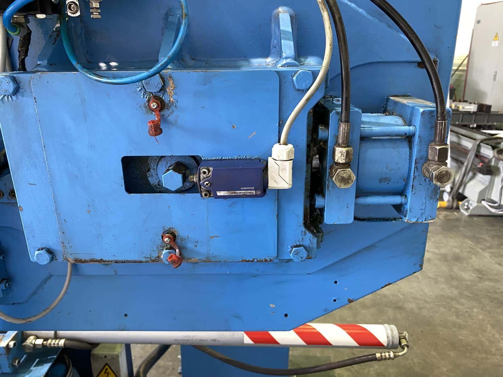 410DG_Bandspannung hydraulisch
